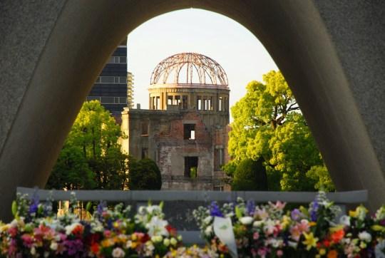 Peace Park, Hiroshima - Japan Itinerary