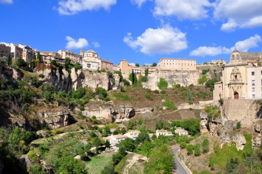 Cuenca: Madrid to Barcelona