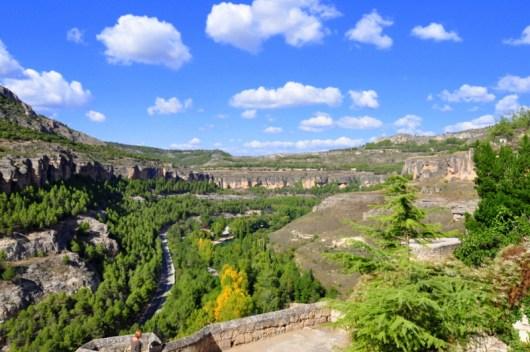 Views over Cuenca