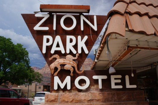 Exploring Zion National Park with kids