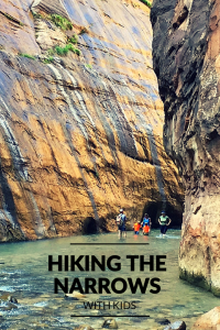 Hiking the Narrows2