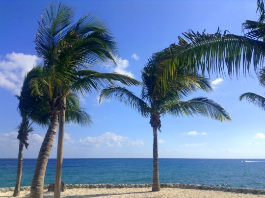 View from Xcaret, Things to do in the Riviera Maya