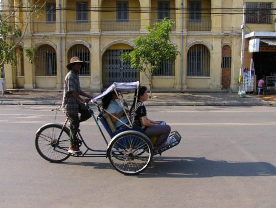Cambodia in Photos: Daily Life