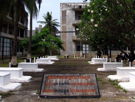 Tuol Sleng Genocide Museum - Tour of Cambodia through Photos