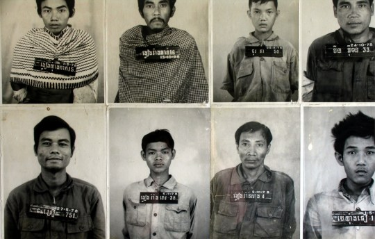 Cambodia in Photos: Tuol Sleng Genocide Museum in Phnom Penh