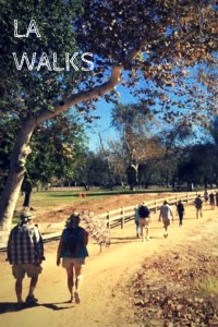 Go Outdoors with the author of Secret Stairs's Charles Fleming on his monthly LA Walks events.