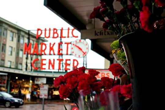Weekend Getaway in Seattle - Pike Place Market