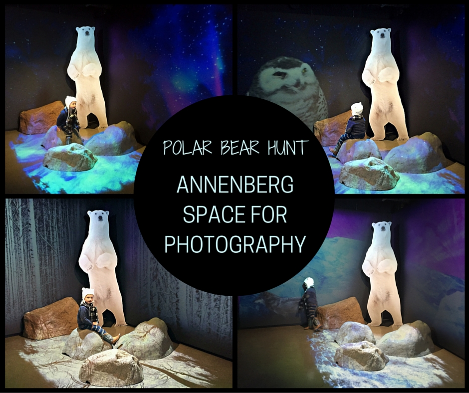 Polar Bear Hunt At The Annenberg Space For Photography