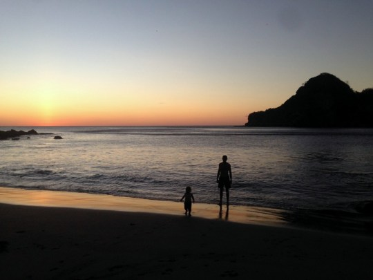Playa Gigante Beach - Where to go in Nicaragua