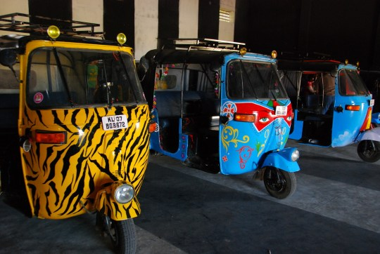 Rickshaw Run FAQs