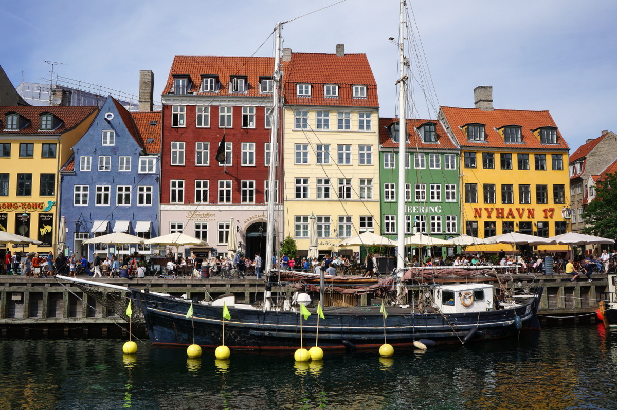 48 Hours In Copenhagen With Kids