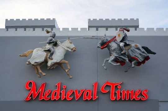 Medieval Times and Pirate's Dinner Adventure