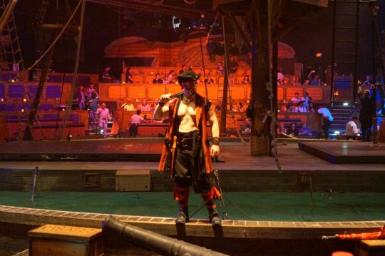 Medieval Times or Pirate's Dinner Adventure