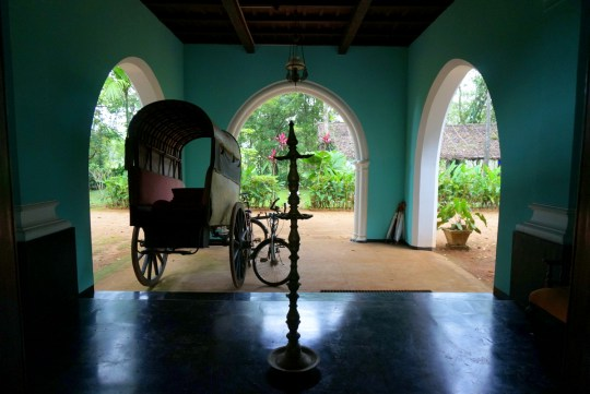 top 3 Boutique hotels in kerala