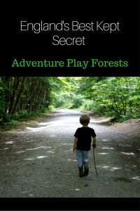 England's best kept outdoor secret - Adventure Play Forests!