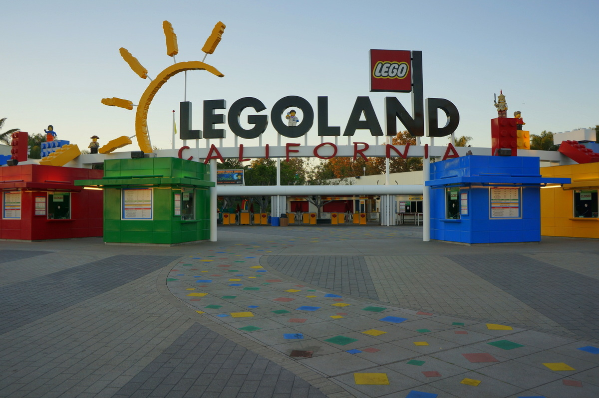 Guide To Legoland California - No Back Home-8934