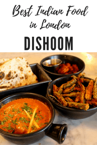 In a city known for it's great Indian food, there is a standout with the old style Irani Bombay style cafe, Dishoom.