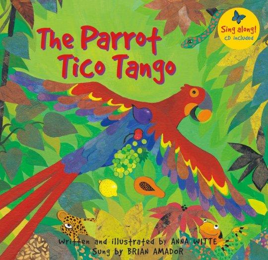 Children's Books on Costa Rica