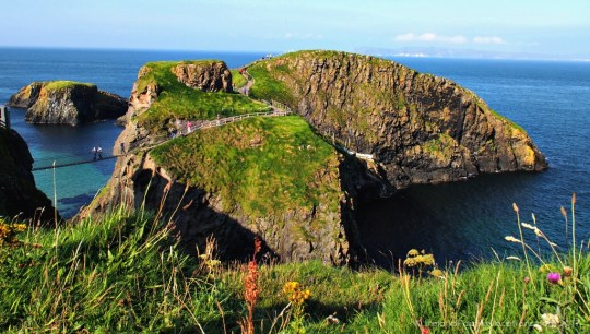 Must Do Family Road Trips - Northern Ireland