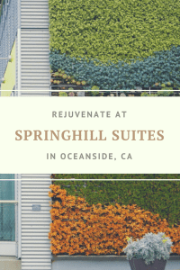Rejuvenate at SpringHill Suites in Oceanside, CA - A perfect family friendly retreat, right on the beach.