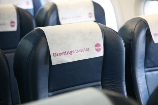 Flying to Europe with WOW Air