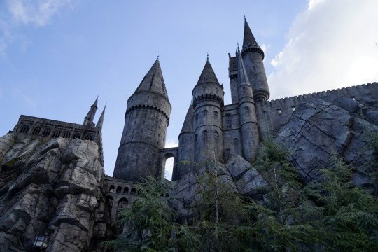 Harry Potter at Universal Studios Hollywood