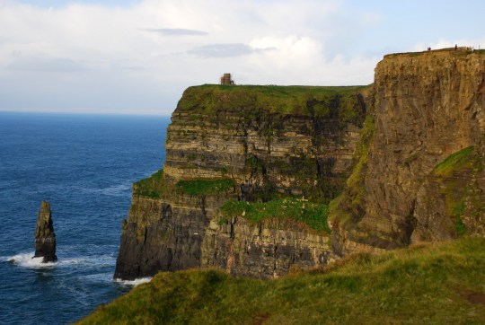 Cliffs of Moher are always on the itinerary when planning a trip to Ireland