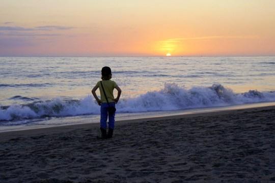 Sunset at the Velas Vallarta