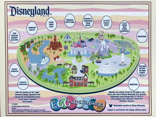Disney Easter Eggstravaganza