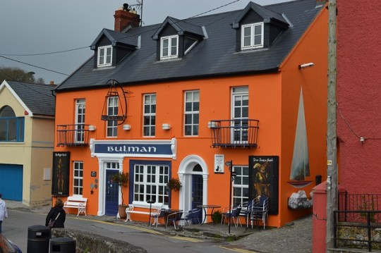 Planning a trip to Ireland - visit Kinsale in the south
