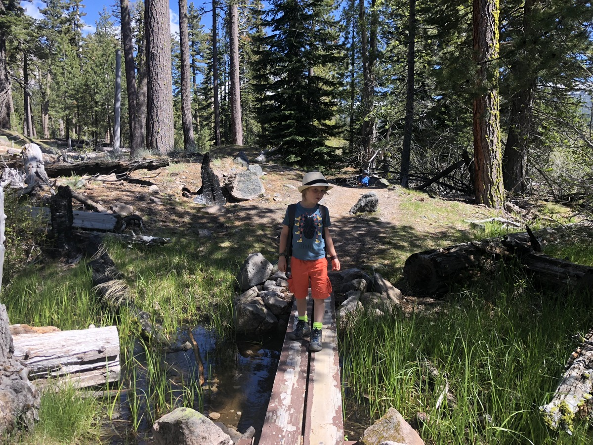 Exploring Lassen Volcanic National Park With Kids