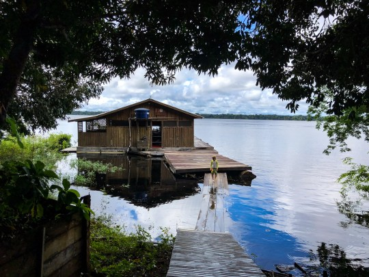 An Amazon River Cruise with kids