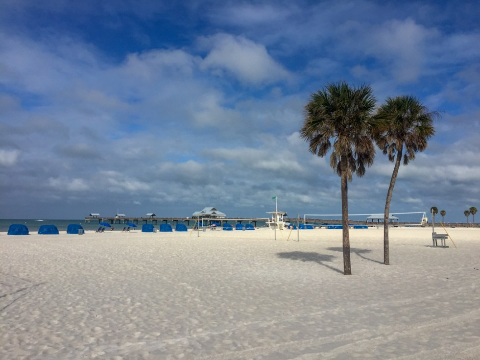 Things to do in Clearwater Florida - go to the Beach!