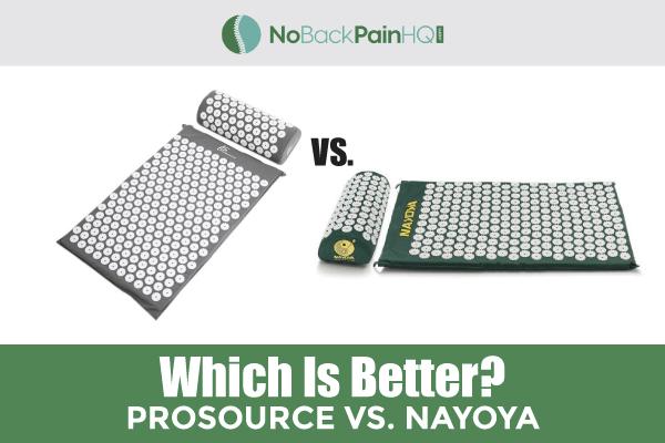 acupressure mat comparison prosource