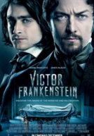 VictorFrankenstein-poster