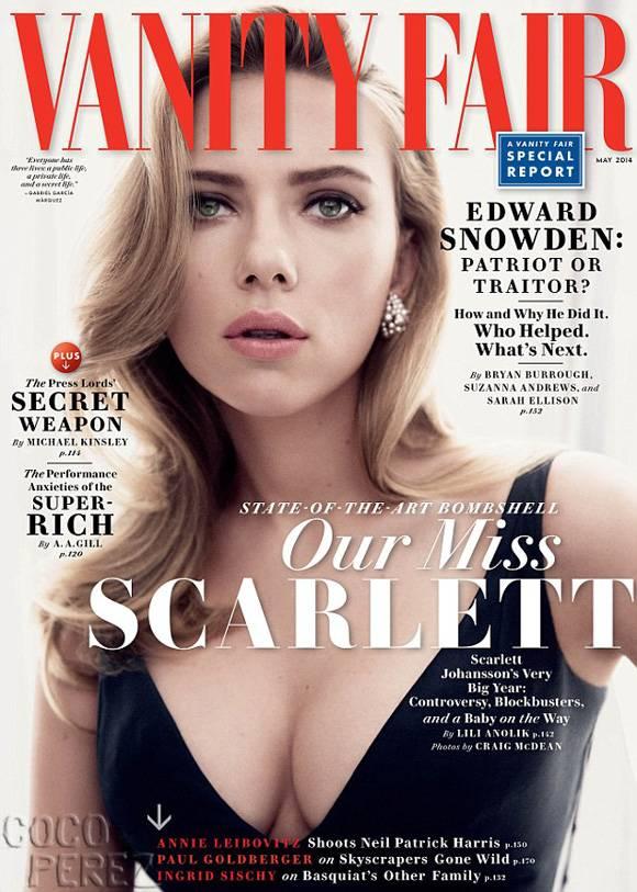 Sex Scarlett Johansen Cover Naked Photos