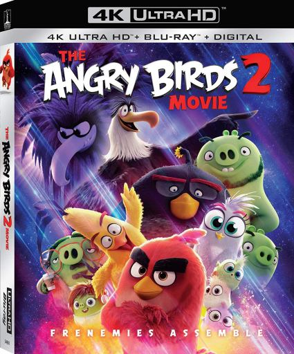 Tuesday Releases The Angry Birds Movie 2 Good Boys The Peanut