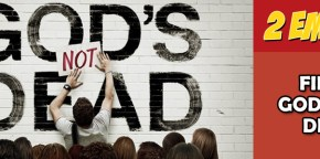 Podcast 2 em 1 #43 – Filme: God's Not Dead
