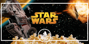 #NBPipoca – Star Wars