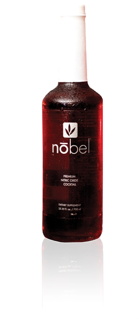 Nobel-Bottle