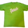 Nobels T-Shirt LOGO Green 2