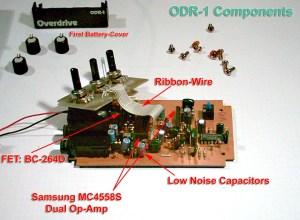 Die Entwicklung des ODR-1 6