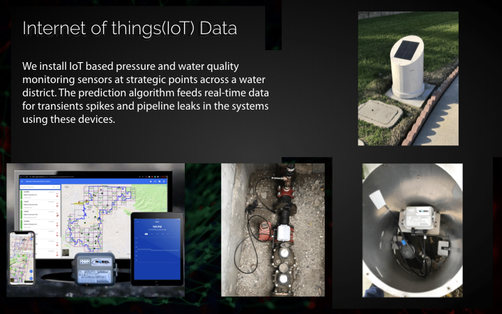 AI and IoT Pipeline Condition Assessment