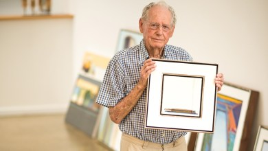 Photo of The Interview: Wayne Thiebaud