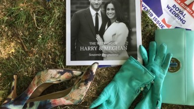 Photo of Our royal wedding correspondent's epic five days in England