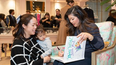 Photo of Kristi Yamaguchi Inspires at M by Maggie Rizer
