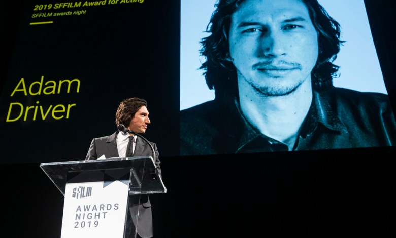 Photo of SFFILM Awards Night Honors Adam Driver and Lulu Wang