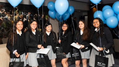 Photo of ICA Cristo Rey Honors and Invests in Women at Business Lunch