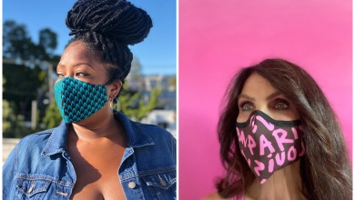 Photo of Covid Couture: SF's Style Stars Make a Safety Statement