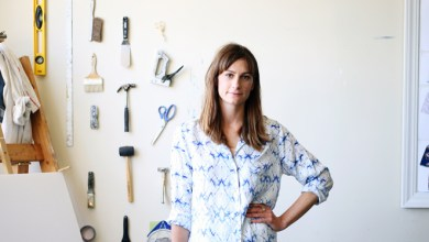 Photo of Five Questions for Textile Designer Stevie Howell